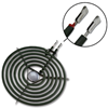 "8"" PLUG-IN BURNER ELEMENT FOR GE® WB30X219"