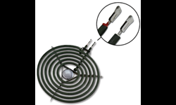 "6"" PLUG-IN BURNER ELEMENT FOR GE® WB30X218"