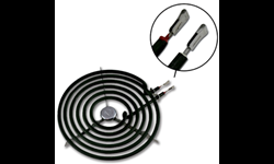 "6"" PLUG-IN BURNER ELEMENT FOR GE® WB30M1"