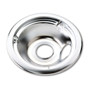 "8"" ""NEW STYLE"" BURNER BOWL FOR GE® OR ROPER®"