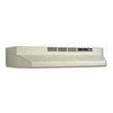 "BROAN® 30"" DUCTLESS RANGEHOOD - BISQUE"