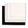 "24"" X 30"" RANGE WALL SHIELD - ALMOND/WHITE"
