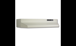 "BROAN® 30"" DUCTED RANGEHOOD - BISQUE"