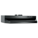 "BROAN® 30"" DUCTED RANGEHOOD - BLACK"