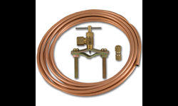 16' COPPER TUBING ICE MAKER INSTALLATION KIT