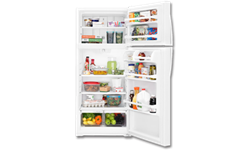 WHIRLPOOL® 16.0 CU FT TOP MOUNT REFRIGERATOR - WHITE