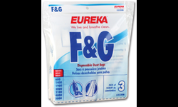 F&G STYLE VACUUM CLEANER BAGS - 3/PK