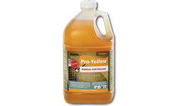 PRO-YELLOW COIL CLEANER - FOR HEAVY CONCENTRATIONS OF GREASE/DIRT