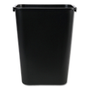 11 GALLON GRAY OFFICE TRASH CAN