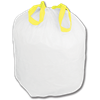 12-16 GALLON TALL KITCHEN TRASH BAGS WITH DRAW-TIE 25X30 WHITE 200/CS