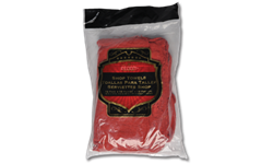 RED SHOP TOWELS - 12/PK