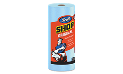 SCOTT BLUE SHOP TOWEL 1RL