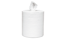 CENTER-PULL ROLL TOWELS - 6/RL