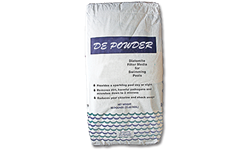 D E FILTER POWDER FOR POOLS - 50 LB.