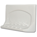 CERAMIC BATH SOAP HOLDER