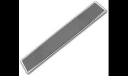 "36"" MIRROR EDGE REPAIR STRIP - 2/PK"