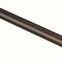 "MOEN 18"" TOWEL BAR WITHOUT BRACKETS - OIL RUBBED BRONZE"