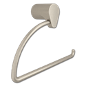 MOEN EDGESTONE EUROPEAN TOILET PAPER HOLDER - BRUSHED NICKEL
