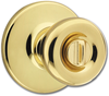 KWIKSET TYLO PRIVACY - POLISHED BRASS