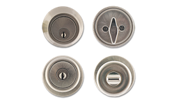 MAXWELL COMBO PACK ENTRY/DEADBOLT SET - SATIN NICKEL