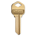 KWIKSET KEY CONTROL DEADBOLT KEY BLANKS - 10/PK