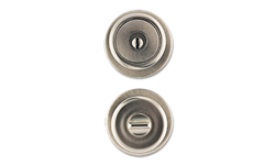 MAXWELL TULIP ENTRY LOCK - SATIN NICKEL
