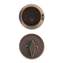 MAXWELL SINGLE CYLINDER DEADBOLT - OIL RUBBED BRONZE