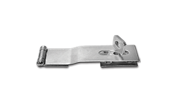 "4-1/2"" SAFETY HINGED HASP"