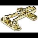 SWING DOOR GUARD - POLISHED BRASS