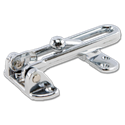 SWING DOOR GUARD - CHROME
