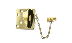 TEXAS SECURITY DOOR LOCK- POLISHED BRASS