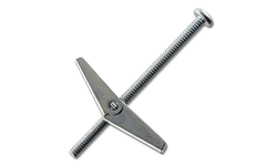"3/16"" X 3"" TOGGLE BOLTS 50/BX"