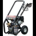 MARKSMAN 2800 PSI PRESSURE WASHER WITH 30' QUICK DISCONNECT TERYLENE HOSE