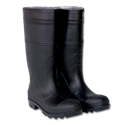 PVC KNEE BOOT- SIZE 10