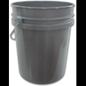 5 GALLON PLASTIC PAINT BUCKET- NO LID