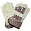 SPLIT PALM GLOVES - LARGE