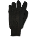 JERSEY GRIPPER GLOVES WITH PVS DOTS - LARGE