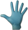 DISPOSABLE NITRILE GLOVES X-LARGE - 100/BX