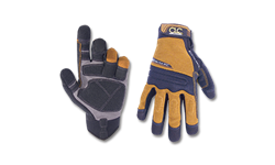 CONTRACTOR XC WORK GLOVES- LARGE