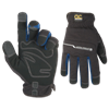 WINTER WORK GLOVES- X-LARGE