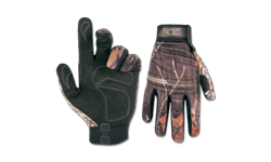 MOSSY OAK BACKCOUNTRY GLOVES- LARGE