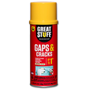 GREAT STUFF GAPS & CRACKS INSULATING FOAM-12 OZ