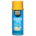 GREAT STUFF WINDOW & DOOR INSULATING FOAM-12 OZ