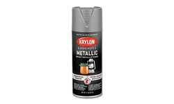 KRYLON METALLIC CHROME SILVER SPRAY PAINT - 12 OZ.