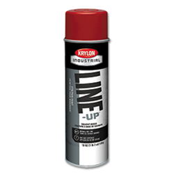 KRYLON LINE UP PARKING LOT STRIPING PAINT - RED