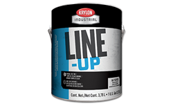 KRYLON LINE UP STRIPING PAINT BLUE - GALLON