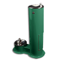 DSO- DOGIPARK DOUBLE DOG FOUNTAIN - GREEN