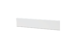 "WALL FILLER- 3/4"" THICK X 3"" WIDE X 30"" LENGTH WHITE"
