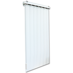 Chadwell Supply Window Vertical Blind 72x60 White