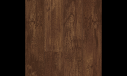 NATURAL LUXURY VINYL PLANK - RUSTIC BROWN